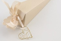 Wedding Favours / Ideas for wedding favours whether you are making your own or want something to put straight onto your wedding reception tables.
