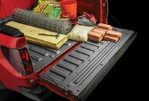 TechLiner / UnderLiner / WeatherTech TechLiner is the easiest to install, custom-fit solution for protecting and preserving pick-up truck beds – PERIOD!    UnderLiner – digitally designed to perfectly match the contours of your specific pickup truck bed.