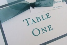 Table Numbers and Names