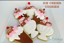 Cupcakes & Cakes, and meals Cookies. / decorated