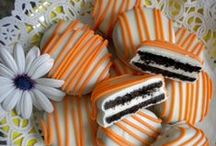 Linzer Cookies, Sandwitches & Whoopies