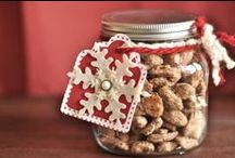 Holiday Baking and Sweets  / Christmas & Thanksgiving holiday baking recipes and ideas and Sweet treats to make!