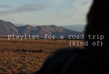 Playlist for a road trip (kind of) / http://www.candice-nguyen.com/galeries/for-now-i-am-winter/playlist-for-a-road-trip/