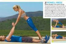 Partner exercises / Working out with a partner
