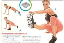Unusual moves / Capoeria or functional training moves to add a new twist to bodyweight workouts