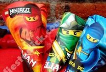 Fiesta de Ninjago/ Ninjago Party