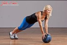 Med ball exercises / Exercises to do with a medicine ball
