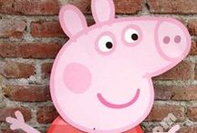 Fiesta de Peppa Pig/ Peppa Pig Party