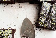 "Sweets / ""Let them eat cake."" ―  Marie Antoinette"