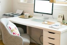 Home Office / decorating ideas for mom's space