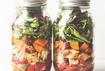Healthier Salads