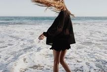 Beach Life / Sea, ocean, surf, swimming, beachy waves. Only good vibes