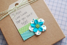 Paper Crafts / by Tracy: The Crafty PolkaDot