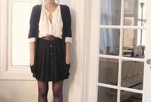 What to Wear / cute clothes.