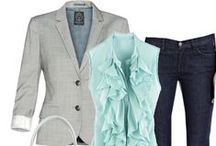 Fashion: Clothing / A Board filled with clothing ideas