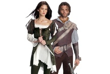 Movie / TV / Famous Duos / Hollywood Couples Costumes