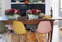 Tables & arrangements