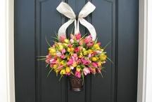 Door Decor We Adore / by Simpson Door Company