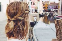 Hairspiration / Must try hairstyles