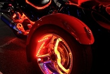 Motorcycles / by Debby Michelotti