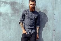Men's Fashion / by D Nienaber