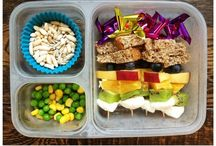 lunches + snacks