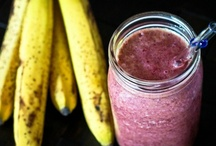 smoothies / by Katy Resop Benway