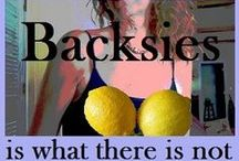 Backsies Is What There Is Not / My little blog about coming to grips with breast cancer and life thereafter.