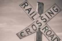 Trains & Steam Engines / by Sue McKinney