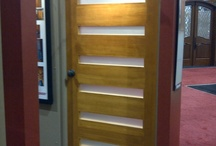 Int.'l Builders' Show 2013 / Coming Soon... New door designs we'll be introducing at the show on Jan. 22-24th, and more product highlights from the expo floor. / by Simpson Door Company