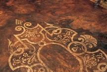 Floored / Floor and Floor Coverings