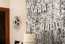 Holidays: New Years / New Years Eve Themed Board! Fun ideas for things to do as your ring in the new year