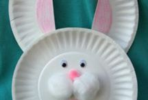 Spring/Easter-Preschool / Easter and Spring  / by Debby Michelotti