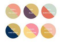 Colores que inspiran / Colores que inspiran para decorar interiores y proyectos #DIY.