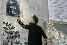 ~ Street Art ~ / Street art in Paris