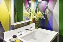 Bathrooms / The best of bathroom interiors