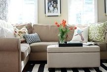 Living Rooms / Living room is the place you spend most of your time, so it have to be perfect....