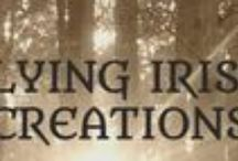 """Flying Irish Creations / """"Everything that is made beautiful and fair and lovely, is made for the eye of the one who sees.""""  Rumi    http://www.flyingirishcreations.com"""