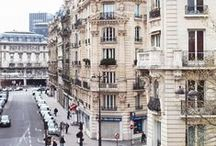 ~ Architecture parisienne ~