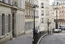 ~ Living in Paris ~