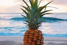 ☀ #Summer ~ Pineapples ~ / Pineapples are fun!