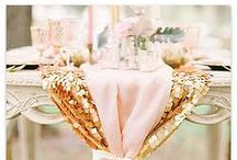 Weddings | Bridal Showers / Celebrating the bride to be with a bridal shower