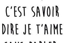 ~ Citations romantiques ~