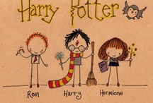 FAVOURITE THINGS - Harry Potter  - Anna / by Deeds McGoo