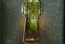 Mystical fantasy / by Lindsey Kenney