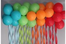 birthday party ideas / by Julieanna Yates