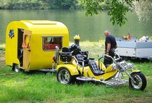 Amazing Vehicles and Campers / by Philip Bernier
