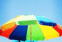 Beachin' It! / by Katie Rudder