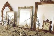 Mirrors / by Shirl Heyman