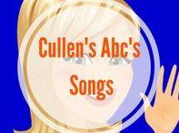 Children's Songs with Cullen's Abc's / Cullen's Abc's DIY Online Preschool at CullensAbcs.com